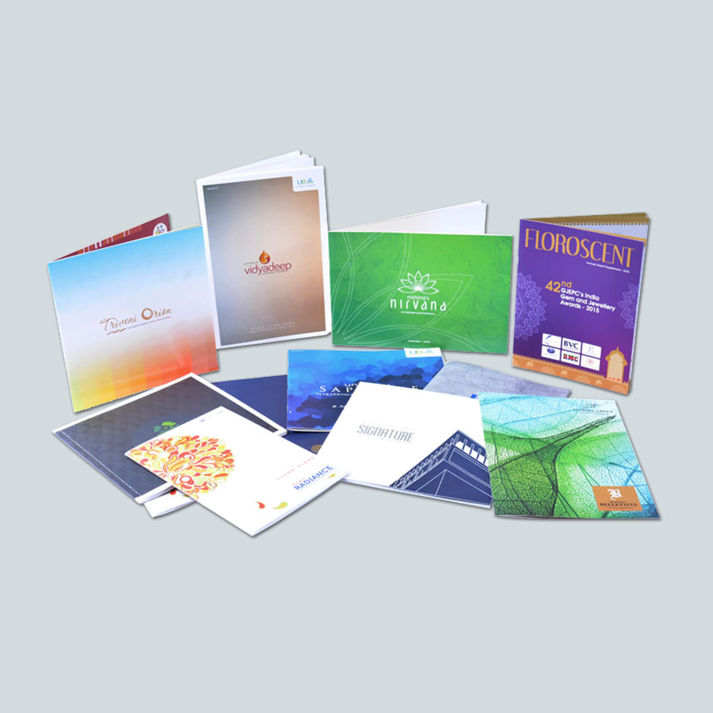 Product Brochure Design: Product Catalogue Printing In Jaipur, Prospectus Printing